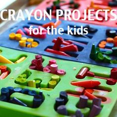 Crayon Projects
