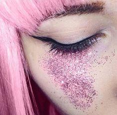 Imagem de pink, glitter, and grunge Guzma Pokemon, Jem And The Holograms, Princess Bubblegum, Everything Pink, Kat Von, Noragami, Pink Aesthetic, Magical Girl, Pink Hair