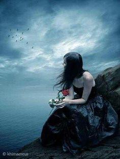 Rosa melancólica