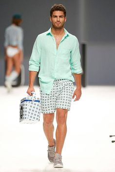 BCN Brand Spring/Summer 2016 - 080 Barcelona Fashion | Male Fashion Trends