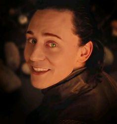Loki amo esa sonrisa