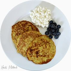 Heidi's Matkrok: BANANLAPPER med havregryn French Toast, Food And Drink, Lunch, Breakfast, Banan, God, Morning Coffee, Dios, Eat Lunch