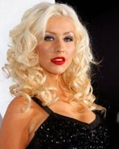 Christina Aguilera Make Up