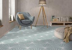 Lily Hex Hexagon Marine x Wall & Floor Tile Geometric Tiles, Hexagon Tiles, Tiles Direct, Outdoor Tiles, House Tiles, Upstairs Bathrooms, Decorative Tile, Tile Patterns, Tile Design