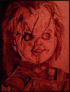 Chucky - Bride of Chucky by Kevercaser.deviantart.com on @deviantART