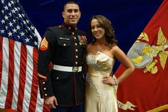 Marine Corps Ball ♡ Marine Corps Ball, Military Relationships, Military Ball, Men In Uniform, Romances, Photoshoot, Formal Dresses, Fashion, Soldiers