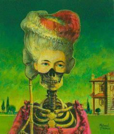 Michael Thomas  Bone yard masquerade