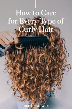 Layered Curly Hair, Curly Hair Types, Types Of Curls, Curly Hair Care, Curly Hair Hacks, Curly Girl, Curly Hair Buns, Haircut Wavy Hair, Style Curly Hair