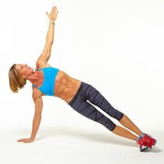 It's a Plank Off! 31 Core Exercises for a Killer Beach Body | Shape Magazine