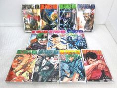One Punch-Man volume.1-11 Comic Set Yusuke Murata & ONE Manga Japan C88