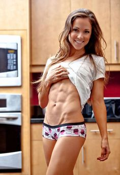 Courtney Prather - The Best Gallery Of This Toned Fitness Model [44 Pics]