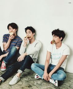Kai, Sehun, Suho - 151228 2016 Season's Greetings official calendar - [SCAN][HQ] Credit: Reminiscence Rica. Suho Exo, Exo Kai, Park Chanyeol, Wu Yi Fan, Kim Min Seok, Do Kyung Soo, Kim Junmyeon, Rap Lines, Funny Tumblr Posts