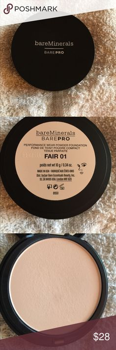 Best Skin Matching Bare Minerals Made 2 Fit Fresh Faced Foundation