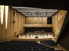 Galería de Conservatorio de Música de Aix en Provence / Kengo Kuma