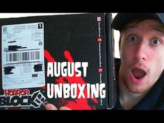August HorrorBlock Unboxing - The Best One Yet !