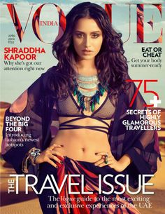 Vogue India's April cover is our bikini inspiration shot for the summer