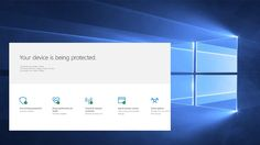 Windows 10 is getting a user-friendly Windows Defender Security Center | PC Gamer