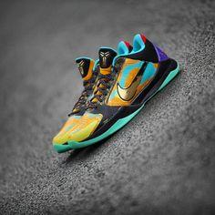 "Nike Kobe 5 Prelude ""Finals MVP""   KicksOnFire.com"