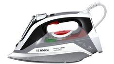 Bosch Sensixx' x Easycomfort Iron of Steam 2400 W Boost Black for sale online Bosch, Pressing, Steam Generator, Steam Iron, Easy, Cleaning, Life, Code Promo, Health