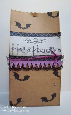 RWKrafts: Halloween Inspiration Day 1 - Gift Bag
