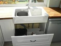 Drawer Under Sink Ikea Domsjo Sink