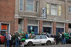 "Photo's of Butte's St. Patrick's Day Parade.   To View the Complete Parade Video visit;  http://roadtrek.tv  ""Every Moment is a Destination""   Trekin Gear http://trekingear.com/shop"