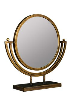 Ketill Table Mirror by Cooper Classics on @HauteLook