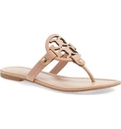 a4ef14d84b1 Main Image - Tory Burch  Miller  Flip Flop (Women) Cute Shoes