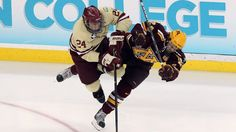 NCAA Hockey: Revisiting the Outdoor Game