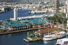 AlohaTower Market Place at Honolulu by jchau on DeviantArt