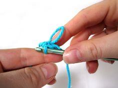 loop stitch step 6