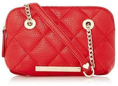 Womens poppy shoulder bag from Dune - £29 at ClothingByColour.com