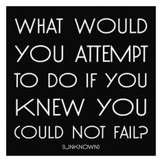 What Would You Attempt Magnet by Quotablecards