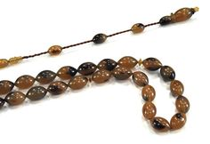 Tespih Tasbih Galalith Prayer Beads Islam Worry Beads by Tesbihci, $199.99
