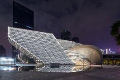 Architectural Lighting for MOCAPE by GD-Lighting Design, Shenzhen – China » Retail Design Blog