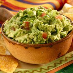 HAPPY CINCO DE MAYO RECIPES ... Guacamole Recipe ~ INGREDIENTS:  Medium avocados - Tomato - Green onions - Fresh cilantro - Lime juice - Knorr® Garlic MiniCube