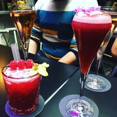 Cocktails at #Luxembourg #Christmas markets