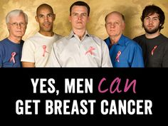 Check out this American Lifestyle Magazine blog post! Breast Cancer in Men
