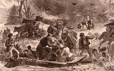 Oct 8, 1871 The Peshtigo & Chicago FIre The Peshtigo Fire in Peshtigo, WI was a firestorm which caused the most deaths by fire in US history, killing as many as 1,500. Occurring on the same day as the more infamous Great Chicago Fire, the Peshtigo Fire is mostly forgotten.