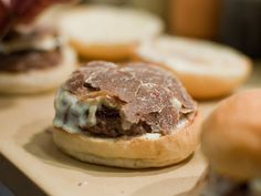 Need more truffle in my life.... (Burger and Barrel)