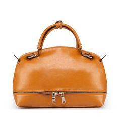 Amazon.com: Leather Doctor Style Boston Barrel Bucket Top Handle Hobo Satchel Purse Handbag: Shoes