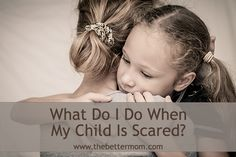 When our children have big fears, it can kick our own into high gear. Scripture steadies our hearts and helps us trust God for all we need. Here are some special verses to share with your children when they feel afraid.