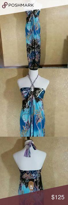 NWT Wayan Natural Wear Hi Lo Dress New. Wayan Natural Wear  Dresses High Low
