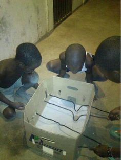 I applaud these innovators of Fun. I could play that game for days, and not get bored.