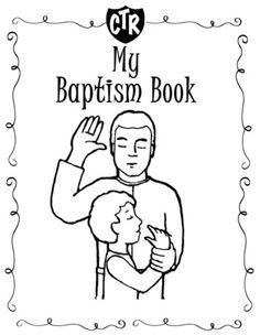 Great to be 8 baptism book from sugardoodle Lds Primary, Primary Teaching, Teaching Kids, Fhe Lessons, Primary Lessons, Lds Church, Church Ideas, Baptism Talk, Church Activities