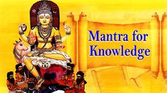 Powerful Mantras for Memory and Knowledge Vedic Mantras, Knowledge, Memories, Education, Magick, Youtube, Lord, Memoirs, Consciousness