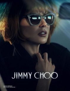 362162baaa Nicole Kidman - Jimmy Choo Autumn Winter 2013 Stella Tennant