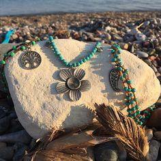 https://www.instagram.com/sunnydesignhandcraft/  #bohem #boho #summer #bohemian #jewerly #hippie #beach #sahil #yaz #izmir #necklace #kolye #küpe #earring