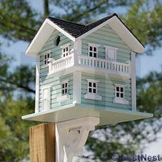 Beach House Bird House