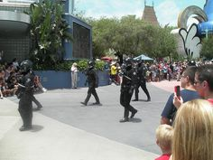 Star Wars Parade     #Star Wars# is among the very best motion pictures ever, so why wouldn't you possess a